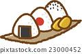饭团 便当 午餐盒 23000452