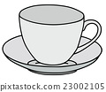 cup teacup pottery 23002105