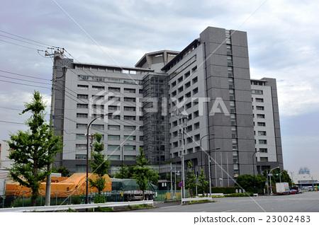 Tokyo Immigration Bureau Head Office 23002483