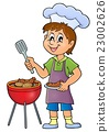 Barbeque theme image 1 23002626