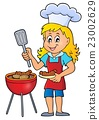 Barbeque theme image 4 23002629