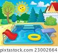 Pool theme image 2 23002664
