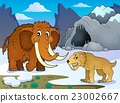 animal, animals, mammoth 23002667