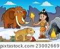 Prehistoric theme image 3 23002669