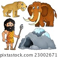 Prehistoric theme set 2 23002671