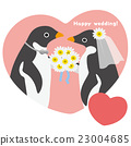 adelie, penguin, wedding 23004685