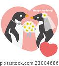 婚禮 新郎 新娘 23004686