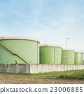 Oil tanks 23006885