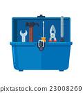 box, equipment, illustration 23008269