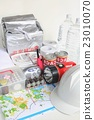 disaster prevention, survival kit, emergency bag 23010070