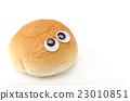 eyeball, sweet roll, baker 23010851