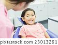 치과의사, 치과, 아이 23013291