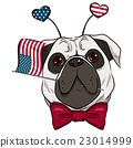 Dog 4th Of July 23014999