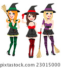 Witches Set 23015000
