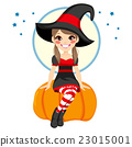 Teenager Witch 23015001