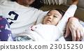 肖像 爸爸 孩子 23015250