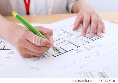 Vizcaji(建築師設計師命令主婦女性事業OL工作20名僱員公司工作者單身房子) 23017310