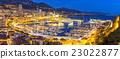 Monaco Monte Carlo harbour 23022877