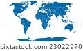 โลก,แผนที่,การเมือง 23022970