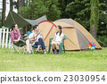camp, camping, family 23030954