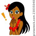 草裙舞女孩 草裙舞女孩們 驚奇 23035040