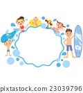 波浪 海洋 海 23039796