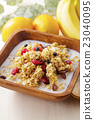 格蘭諾拉麥片 早餐 食物 23040095