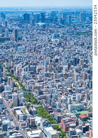 東京的住宅區 23042534