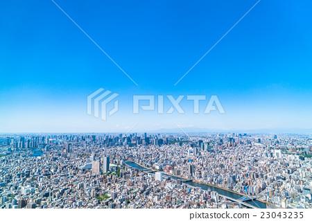 東京城市景觀 23043235