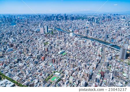 東京城市景觀 23043237