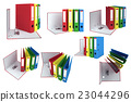 Set office folders 23044296