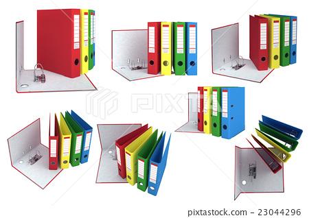 Set office folders 23044296