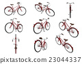Set classic bikes 23044337