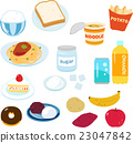 sugariness, food, foods 23047842