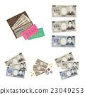 現金 錢 錢幣 23049253