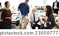 Business Team Working Office Worker Concept 23050777