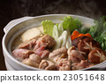 chicken pot, pot, food 23051648