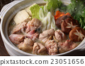 chicken pot, pot, food 23051656