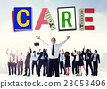 Care Assurance Protection Help Charity Security Concept 23053496