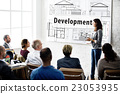 Development Improvement Construction Growth Concept 23053935