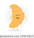Kids restaurant menu cardboard character. Funny 23054823