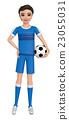 少年 足球 橄欖球 23055031