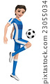 少年 足球 橄欖球 23055034