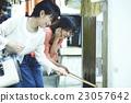 女性 洗手用的水 京都 23057642