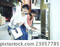 肖像 飲池 手水舍 23057785