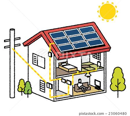 太陽能發電 太陽能 光伏 23060480