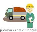 blue, collar, worker 23067740