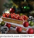 酸的 草莓撻 蛋糕 23067947