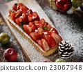酸的 草莓撻 蛋糕 23067948