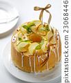 戚风蛋糕 蛋糕 西式甜点 23068446